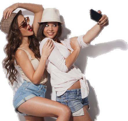 PNG Selfie - 85046
