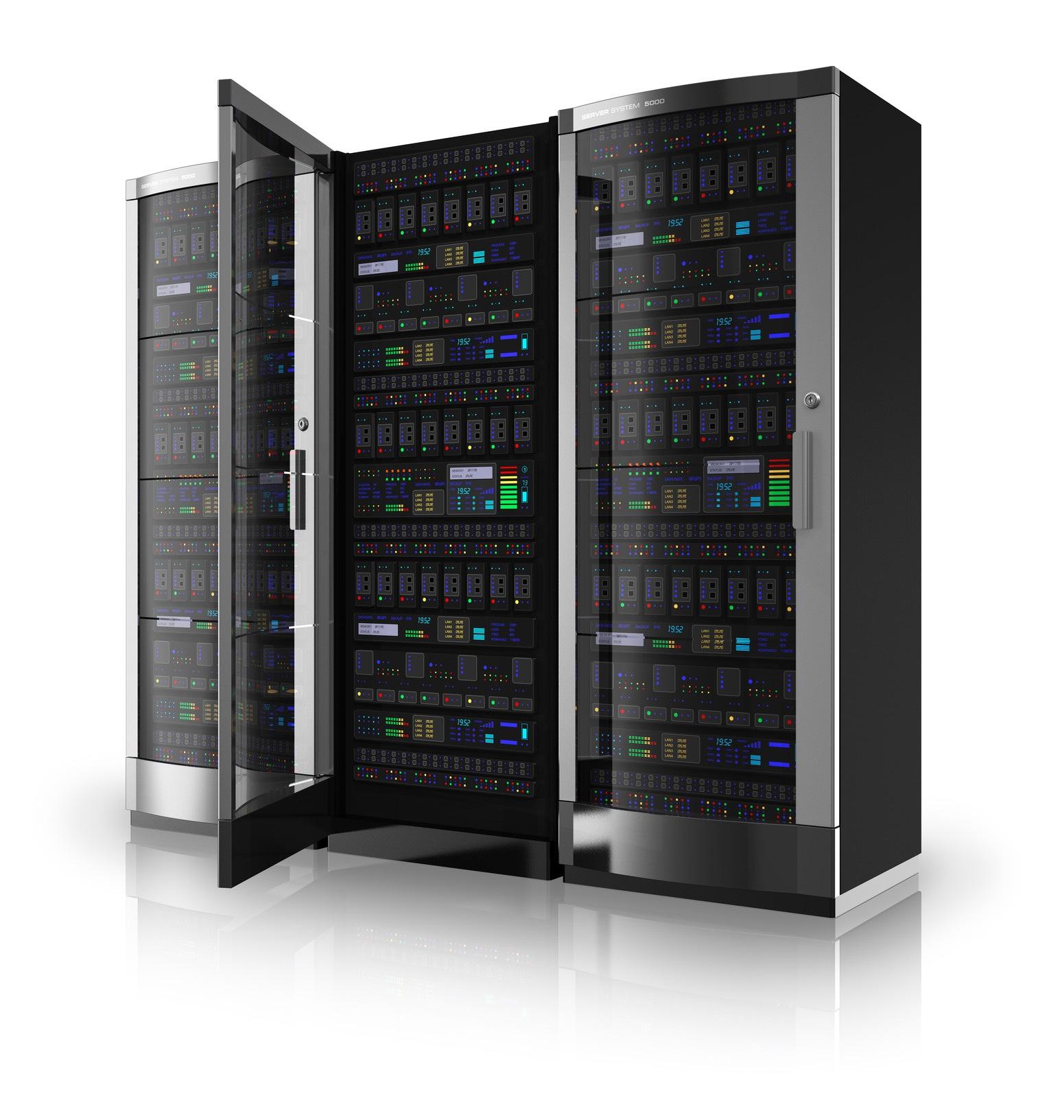 blogpost2image - PNG Server Rack