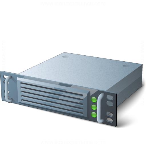 Rack Server Icon - PNG Server Rack