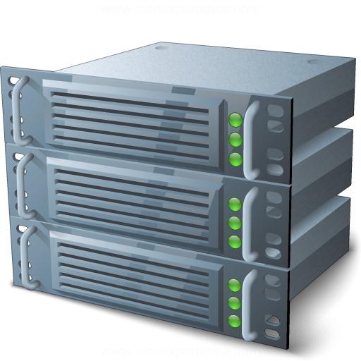 Rack Servers Icon - PNG Server Rack