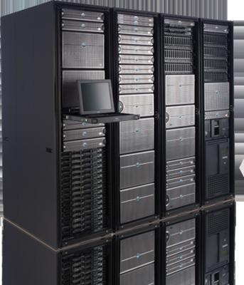 Server and Storage Design - PNG Server Rack