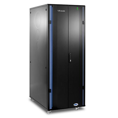 Specialty Server Racks · Soundproof Racks - PNG Server Rack