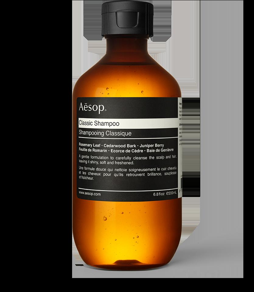 Aesop Hair Classic Shampoo 200mL_large.png - PNG Shampoo