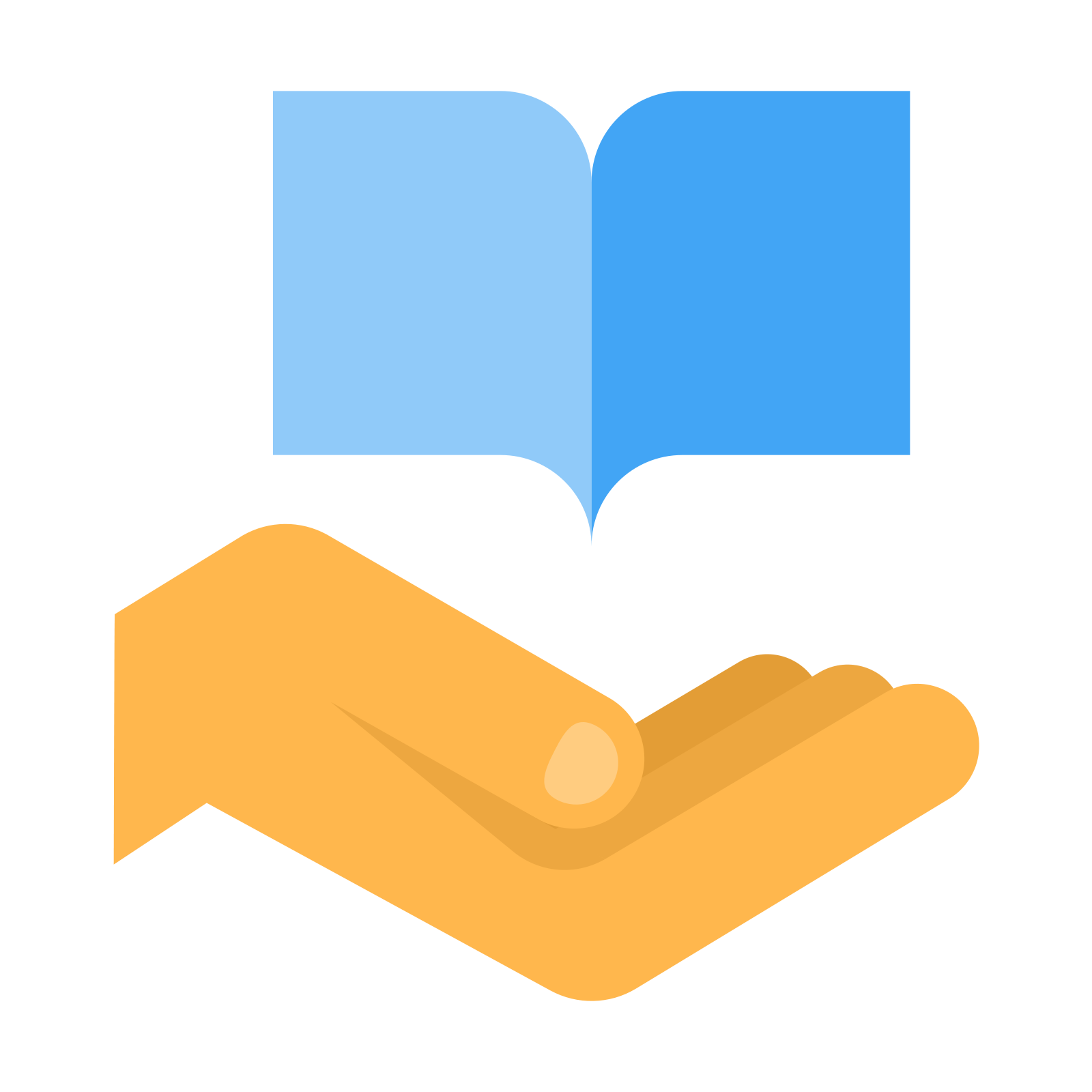 Knowledge Sharing icon - PNG Sharing