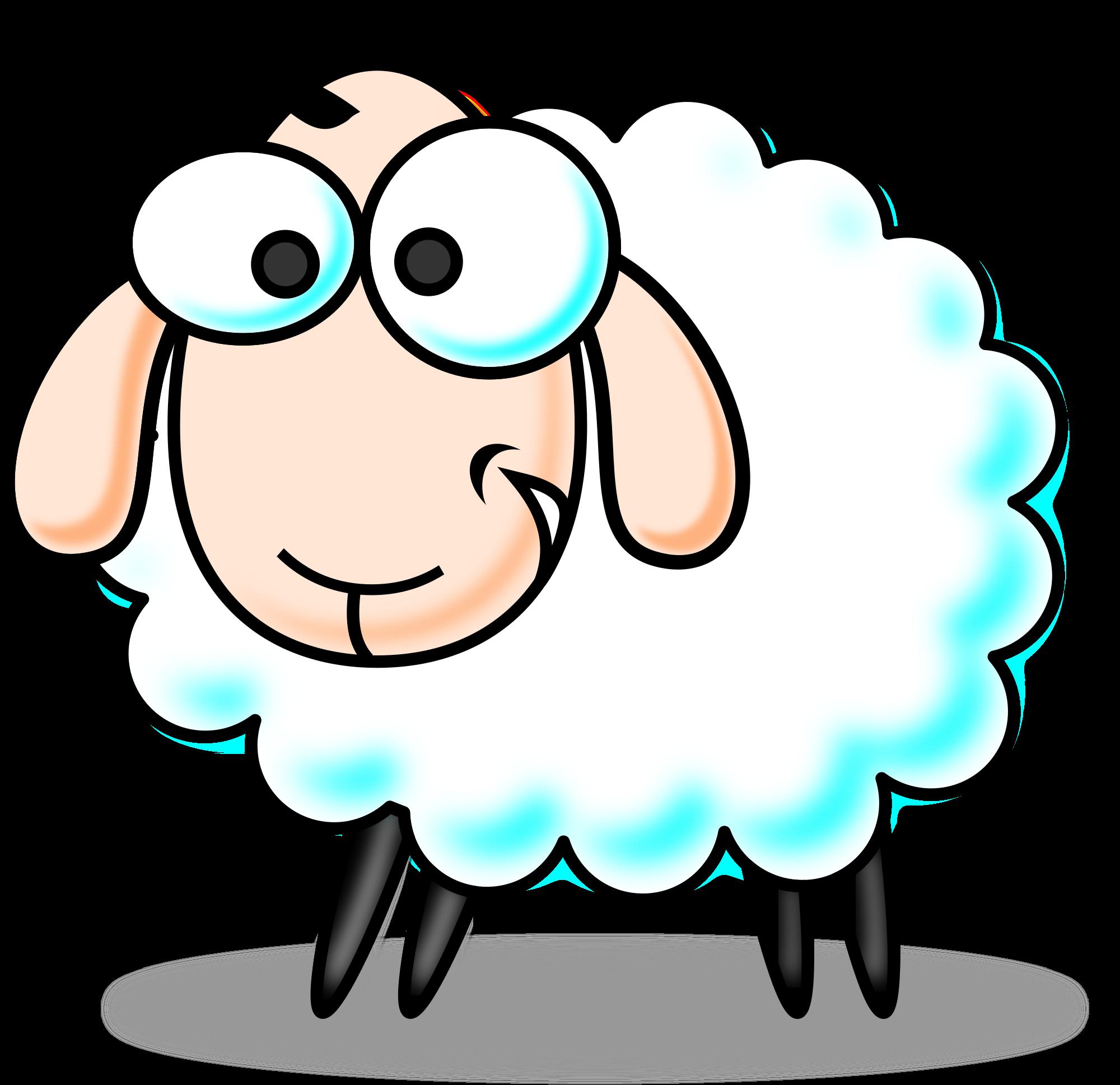 PNG Sheep Cartoon - 85542