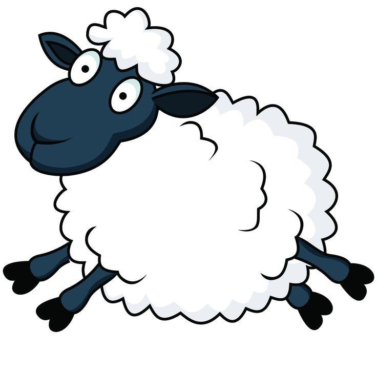 PNG Sheep Cartoon - 85538