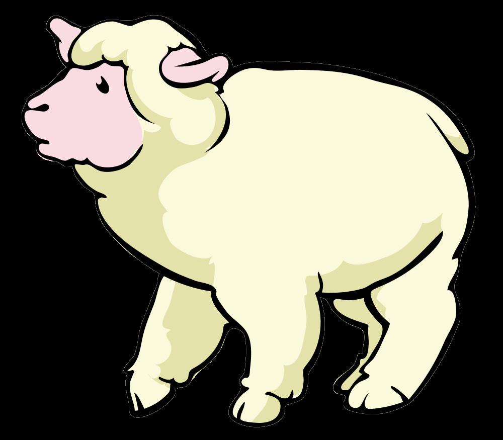 PNG Sheep Cartoon - 85544