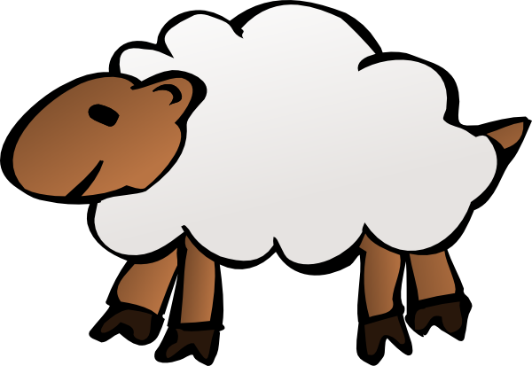 PNG: small · medium · large - PNG Sheep Cartoon