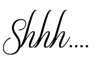PNG Shhh - 87453