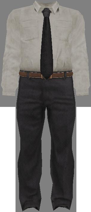 PNG Shirt And Pants - 87502