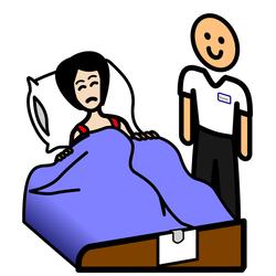 PNG Sick People - 87416