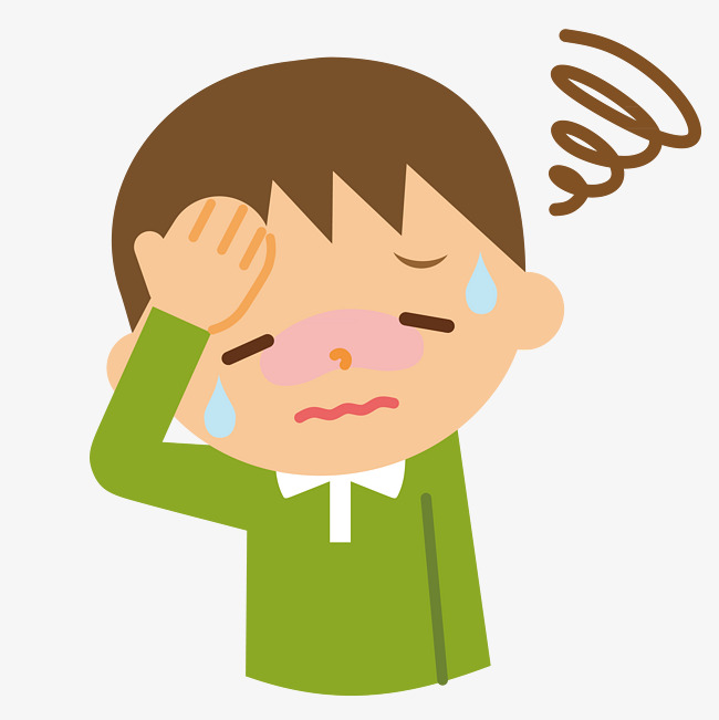 People sick headache, Sick People Free Downloads, AI, White Free PNG and  Vector - PNG Sick People