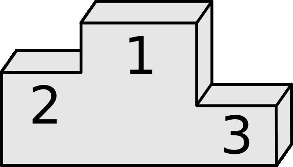 PNG Siegertreppchen - 84715