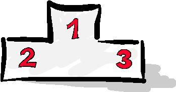 PNG Siegertreppchen - 84706