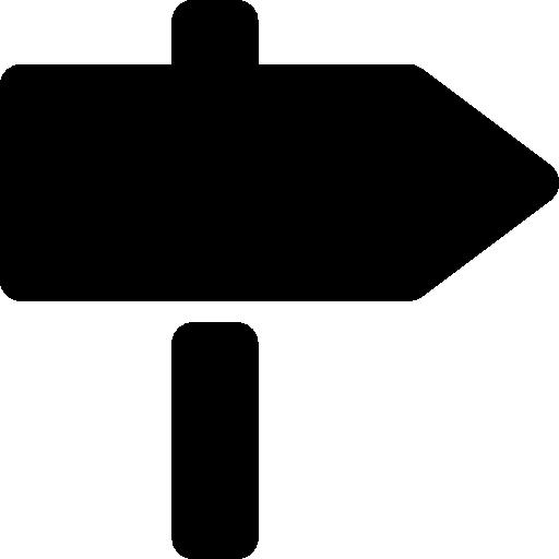 512x512 pixel - PNG Signpost