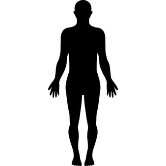 PNG Silhouette Man - 87366