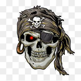 Horror skull, Scary, Skull, Red Eyes PNG Image - PNG Skeleton Head