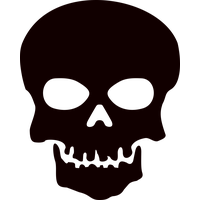 Skeleton Head Png Hd PNG Image - PNG Skeleton Head