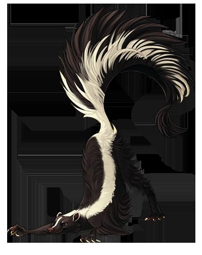 Item skunk.png - PNG Skunk
