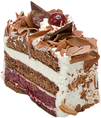 PNG Slice Of Cake - 86943