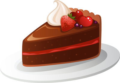 PNG Slice Of Cake - 86939