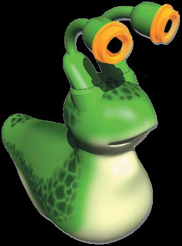 Slimy Slug.png - PNG Slug