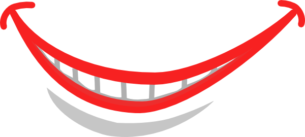 PNG Smiley Mouth - 85560