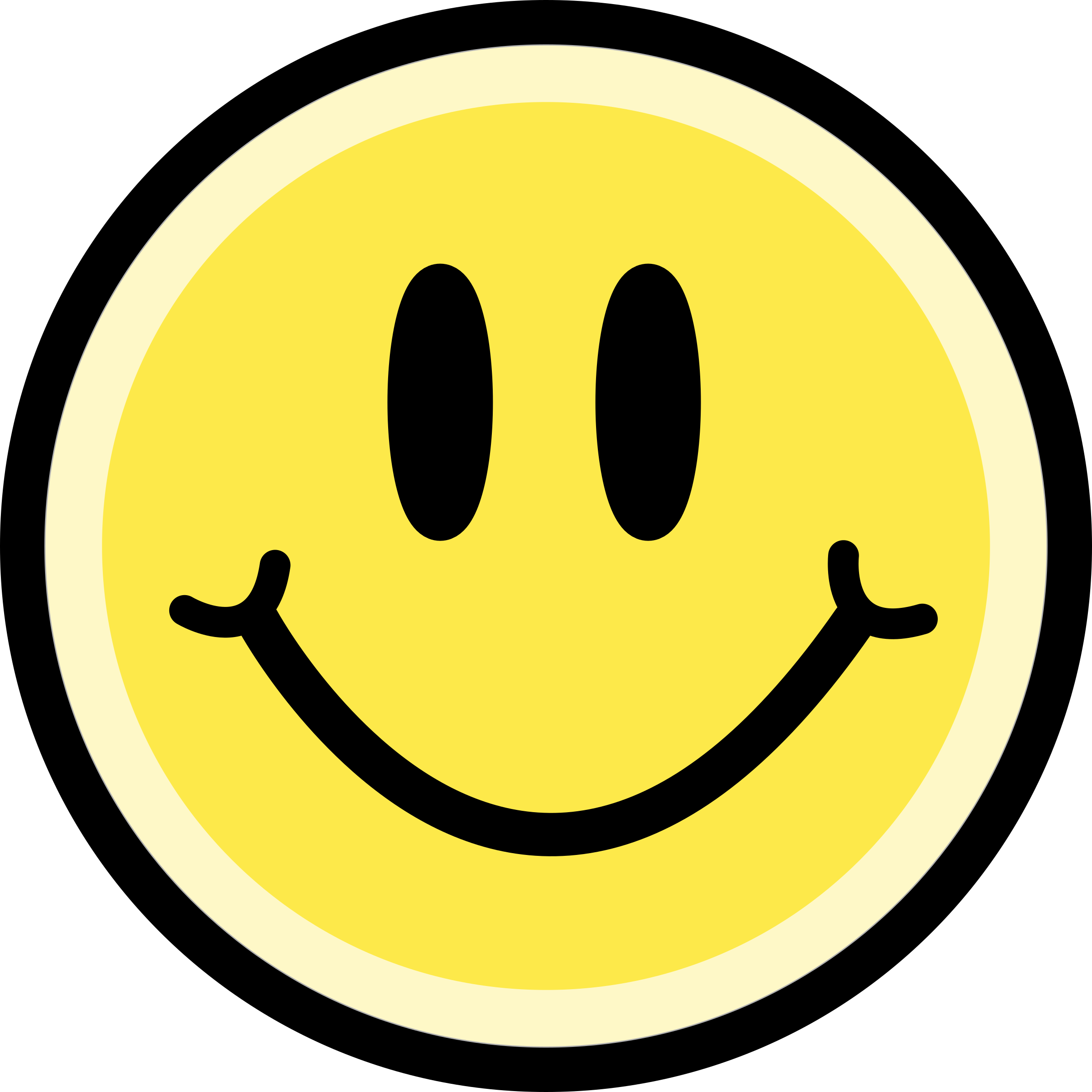 PNG Smiling Face - 84552