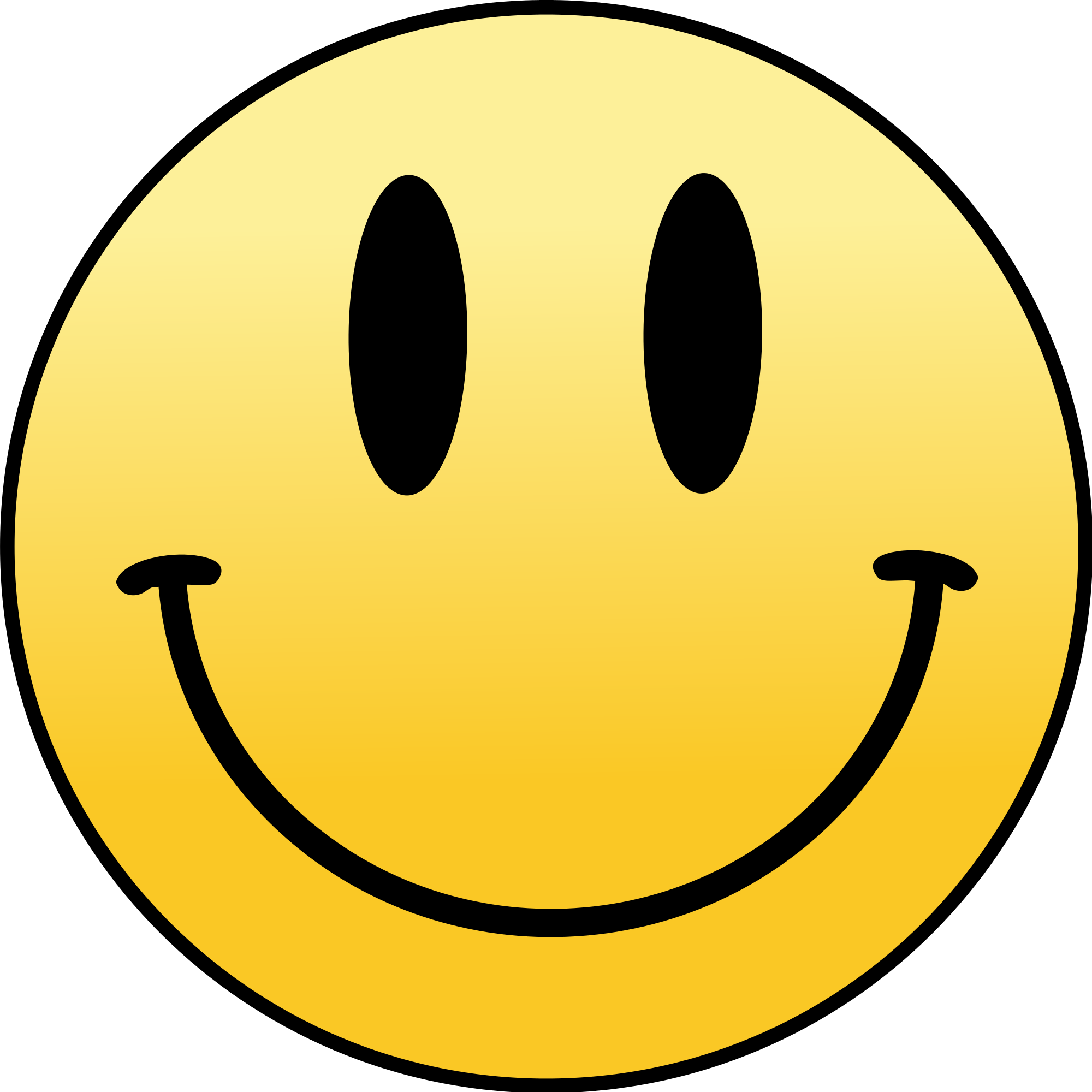 PNG Smiling Face - 84545