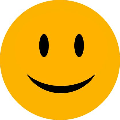 PNG Smiling Face - 84547