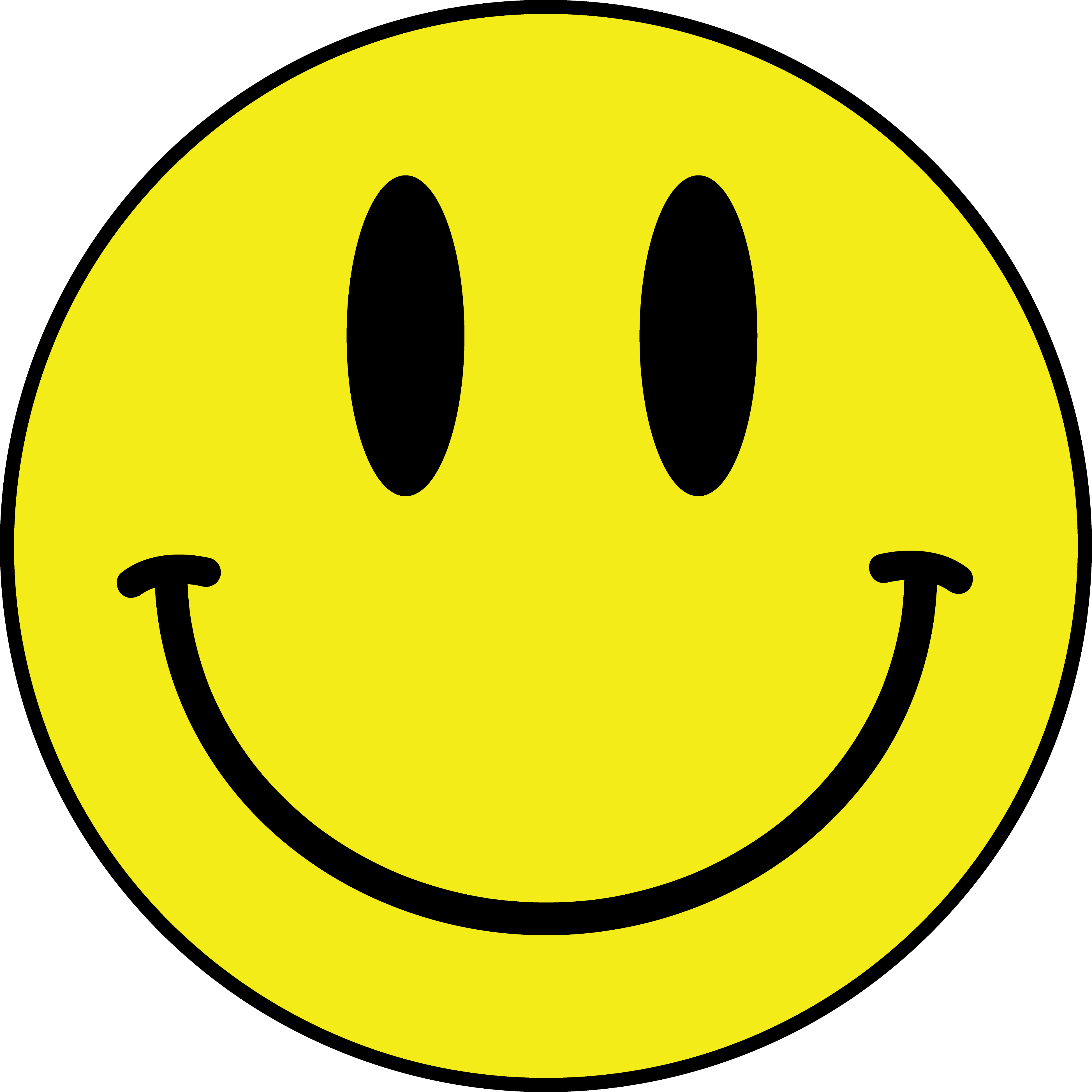 PNG Smiling Face - 84560