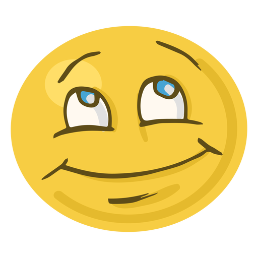 PNG Smiling Face - 84558