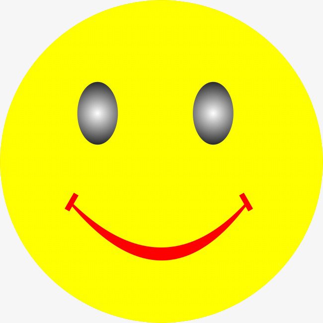 PNG Smiling Face - 84559