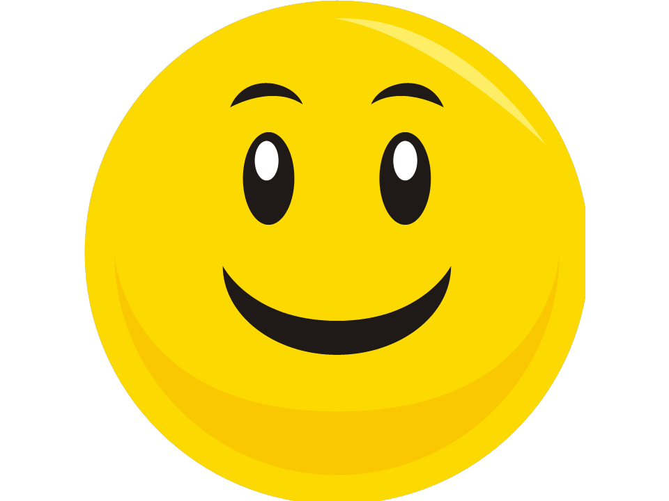 PNG Smiling Face - 84553