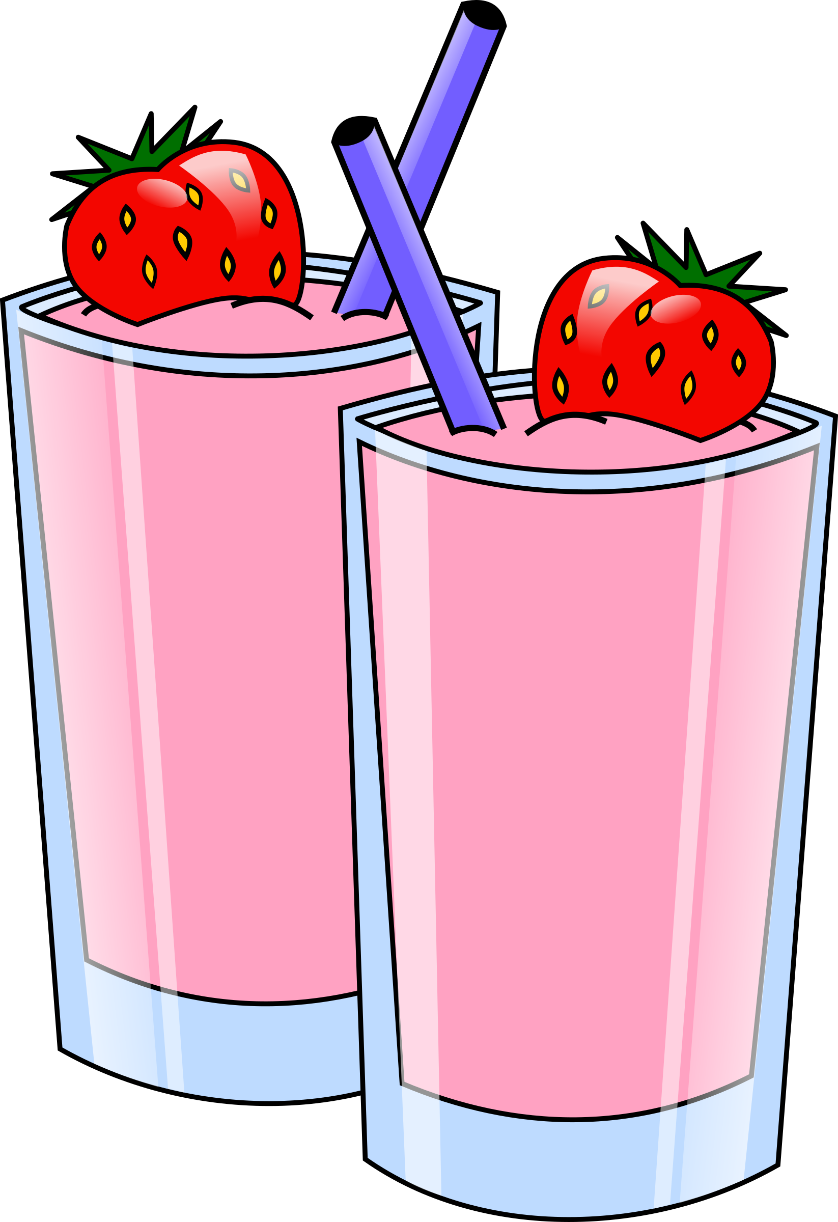 File:SRD-strawberry-smoothie.png - PNG Smoothie