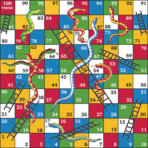 PNG Snakes And Ladders - 84418