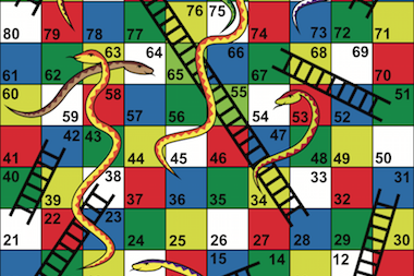 PNG Snakes And Ladders - 84416