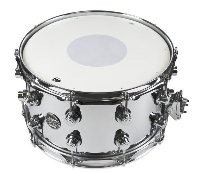 Drum Workshop DRPM0814SSCS Performance Series 8x14 Steel. - PNG Snare Drum