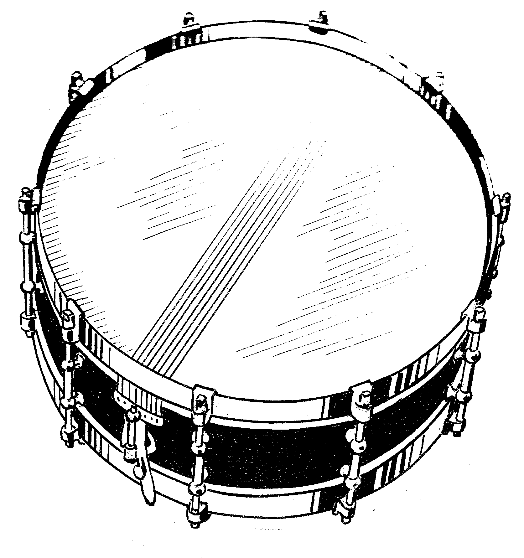 PNG Snare Drum - 86856
