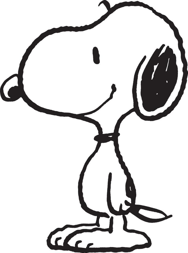 PNG Snoopy-PlusPNG.com-763
