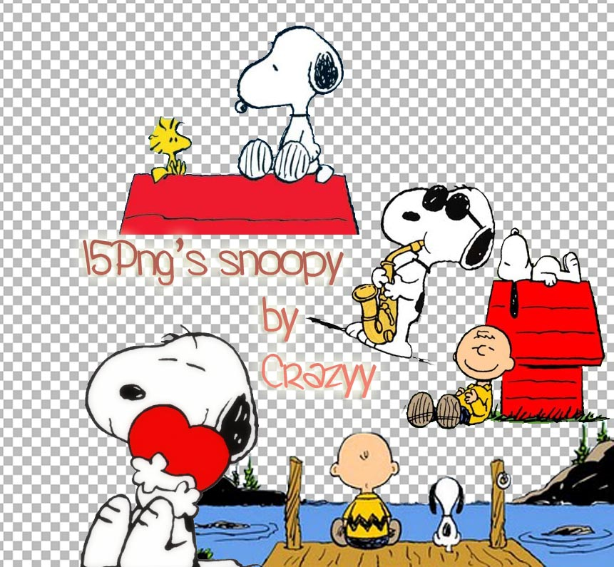 16 png of snoopy by CraazyyTempttaation PlusPng.com  - PNG Snoopy