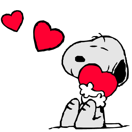Snoopy Valentine Clipart - Clipart Suggest - PNG Snoopy