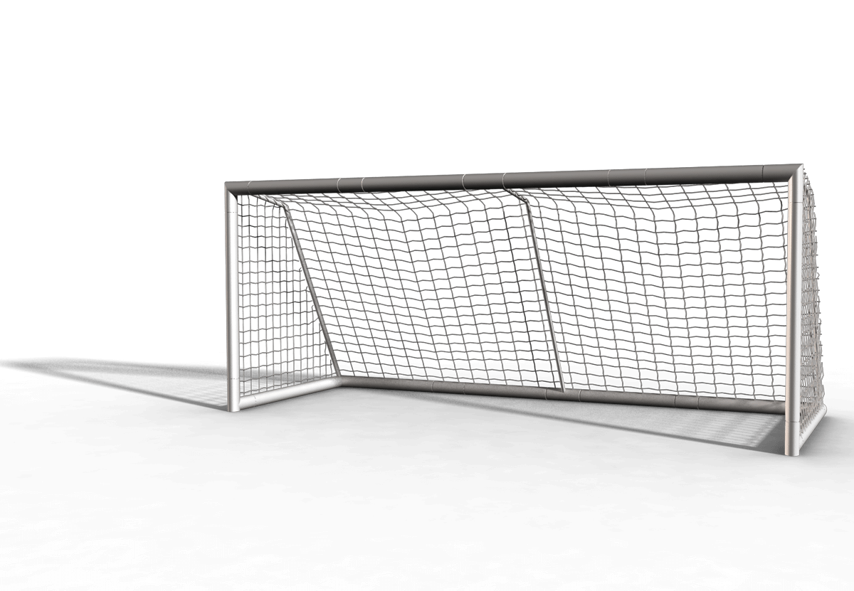 5x2m Portable PVC Soccer goal - PNG Soccer Goal