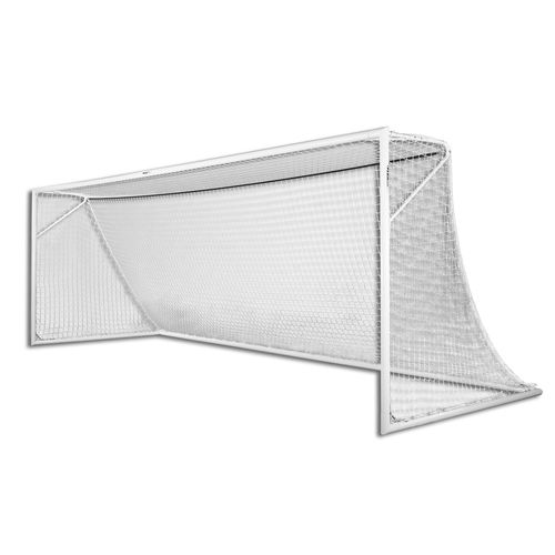 Kwik Goal 7 ft x 21 ft Deluxe European Club Junior Soccer Goal - view  number PlusPng.com  - PNG Soccer Goal