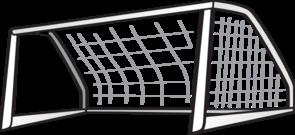 Soccer Goal Clip Art - PNG Soccer Goal