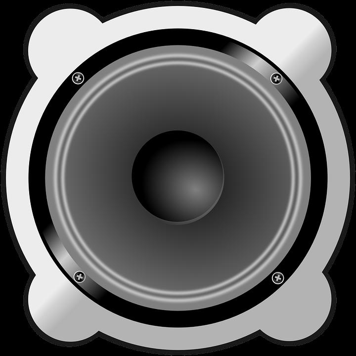 Free vector graphic: Speaker, Loudspeaker, Volume, Sound - Free Image on  Pixabay - 153638 - PNG Som