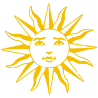Zur Sonne - PNG Sonne