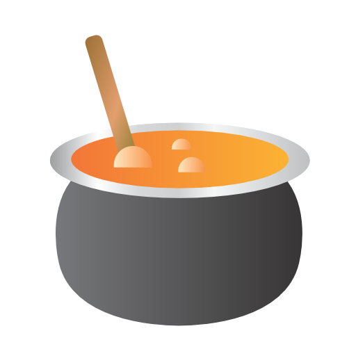 bowl, cauldron, soup icon. Download PNG - PNG Soup Bowl
