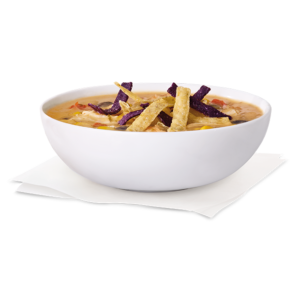CFA tortilla soup - PNG Soup Bowl
