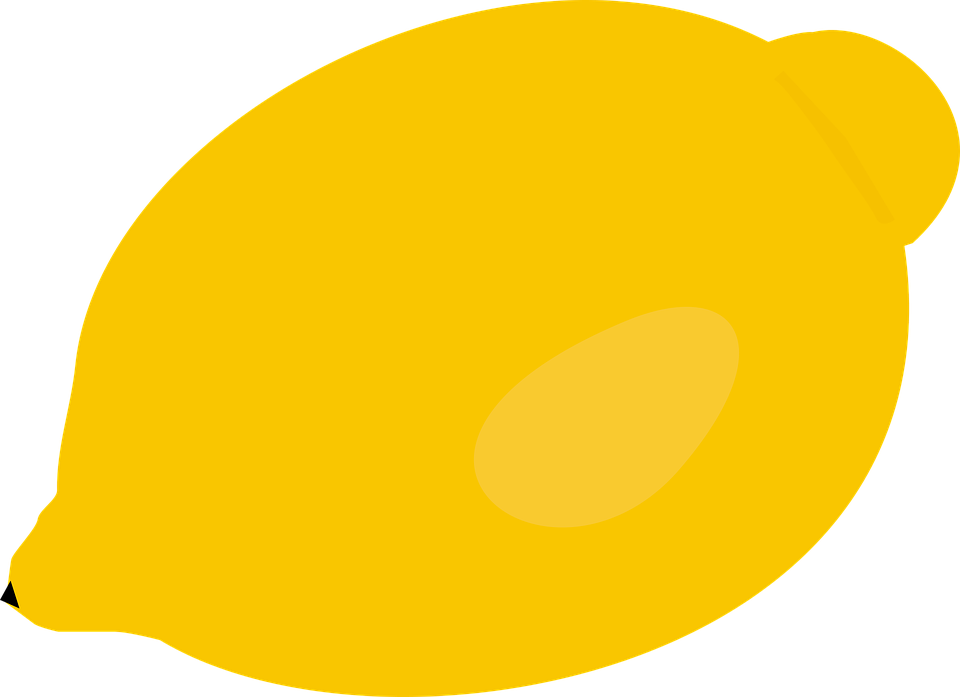 Fruit, Lemon, Sour, Yellow - PNG Sour